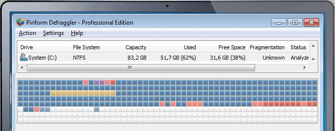 Gardez votre ordinateur en bonne santé : Défragmentez votre disque dur
