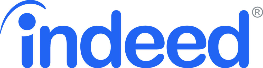 Indeed - logo