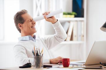 Commencez à vous amuser au travail en décidant d'abord de le faire