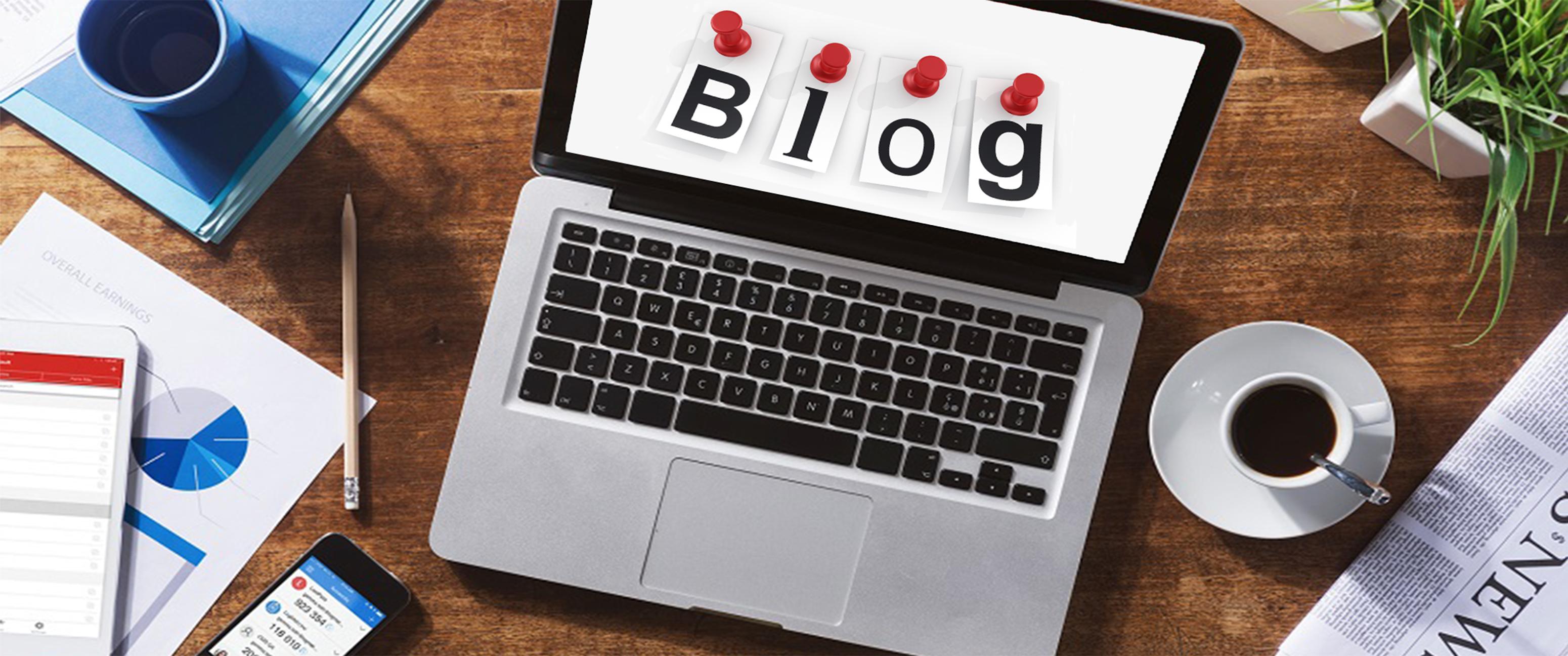 L'importance de créer un blog pour son entreprise