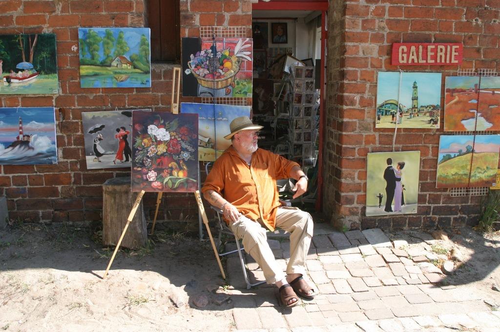 Artistes et artisans, les avantages d'une boutique physique