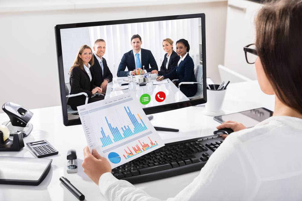 Visioconférence en entreprise : les 4 meilleurs outils à considérer
