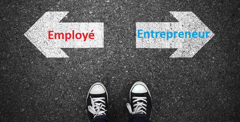 Salarié ou entrepreneur, qui représente le plus d'avantages